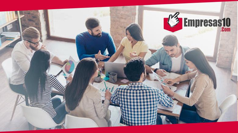 Trabajo en equipo vs colaborativo empresas10