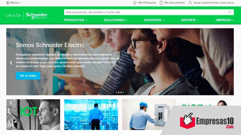 schneider-electric-mexico-Grandes-Empresas-banner-empresas10