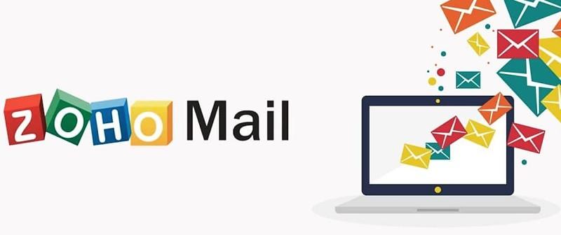 Los mejores correos electrónicos para empresas Zoho Mail