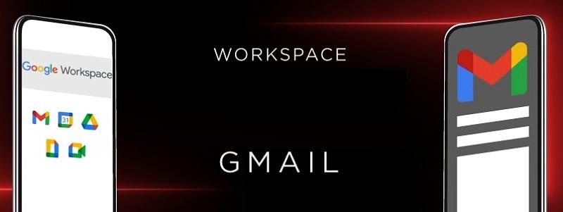 correo de Google para empresas workspace o gmail