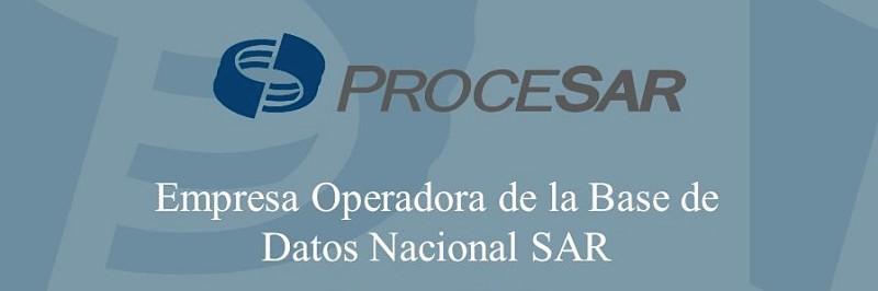 Empresas Operadoras de la Base de Datos Nacional SAR